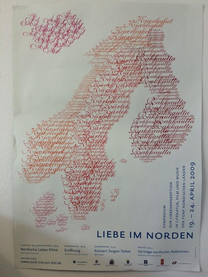 Love in the Scandinavian languages