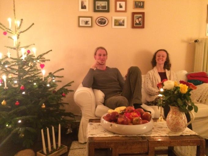 """""""Christmas Eve"""""""