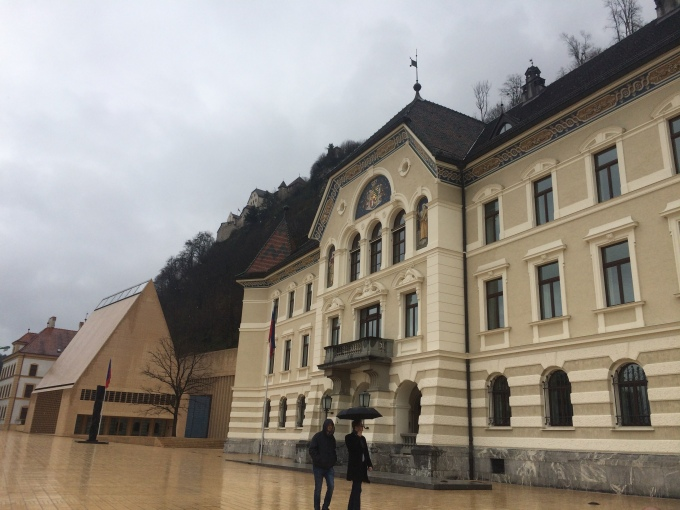 Liechtenstein Government Quarters