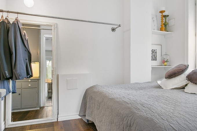 Swedish Bed Room